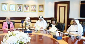 MOU Signing for Disability Cooperation
