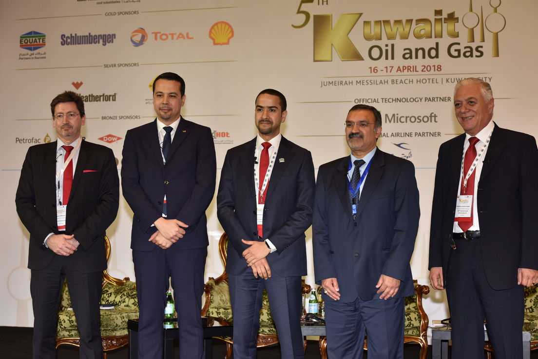 Oil & Gas 5th Conference